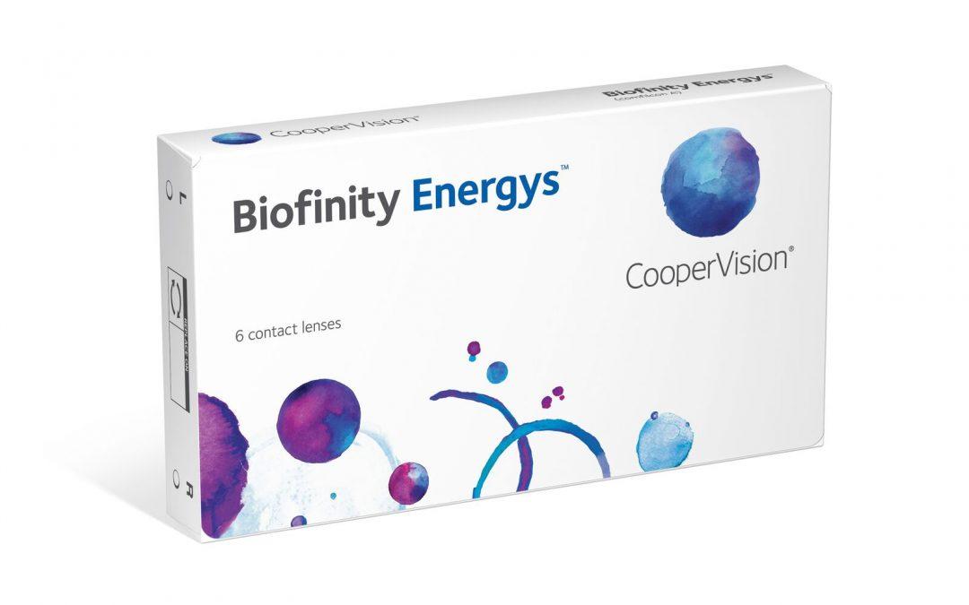 Biofinity Energys: le lenti a contatto di nuova generazione