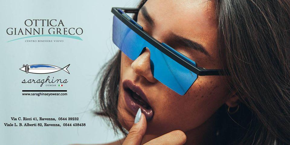 Saraghina eyewear: un mare di colori e novità sempre da scoprire