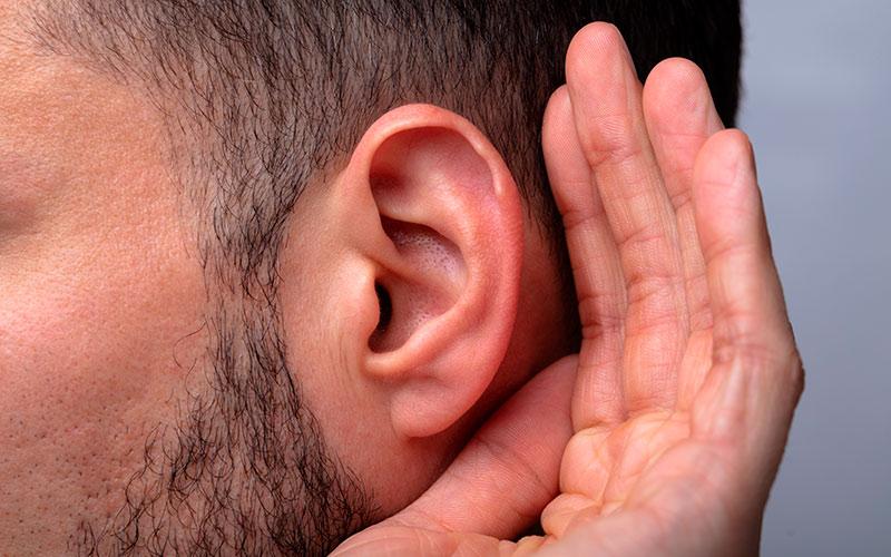 Controllo audiometrico specialistico